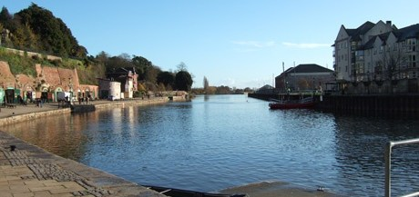 Exeter Quay Some rights reserved by strife