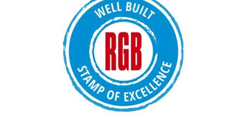 RGB Well Built Stamp of Excellence