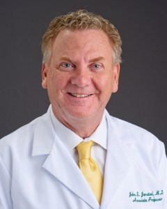 Foto von John Jarstad, M.D., University of Missouri-Columbia