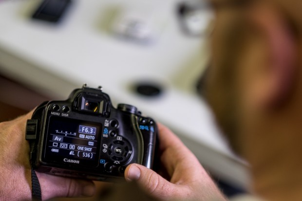 Even the simplest DSLRs can get very confusing with their digital displays and hidden menus.