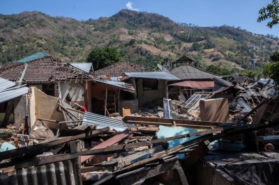 Lombok: After the Earthquake | The Diplomat