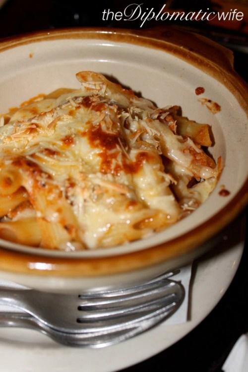 Meat Lover's baked pasta - Warung Pasta Kemang