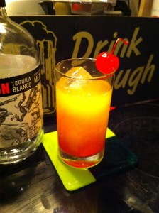 Mexico's finest comes to the table - Tequila Sunrise!
