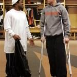 Random image: carson-palmer-crutches-acl