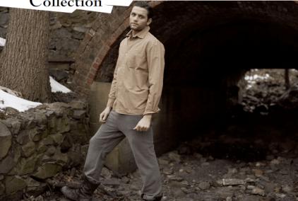 Organic Woven Cotton Shirt