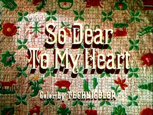 So Dear - Title card