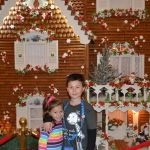 Gingerbread house at Grand Floridian. Awesome