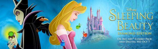 Sleeping Beauty Coming soon on Blu-ray™ + DVD + Digital Copy October 7th!