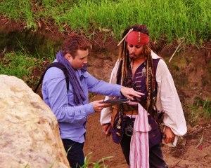 Legend of Jack Sparrow 1