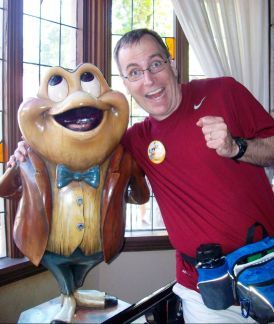 Sherri j Thankful post - mr toad