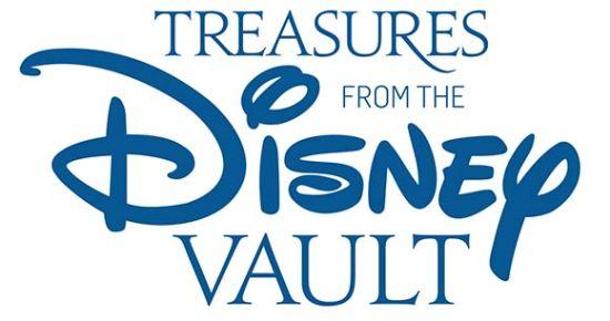 Treasures from vault