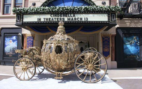 Cinderella's Golden Coach - Wordless Wednesday
