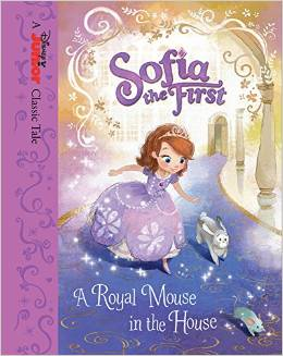 royal mouse in the house sofia the first