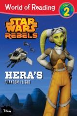 Hera's Phantom Flight - Star Wars Rebels