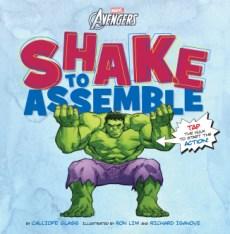 Shake to Assemble - Marvel avengers