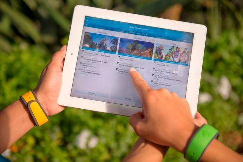 FastPass + Walt Disney World on the Fly