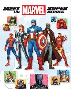 Marvel Super Heroes 2nd Edition