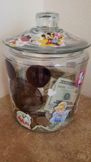 Saving money for Disney