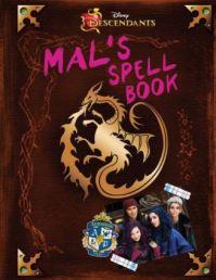 Descendants  Mal's Spell Book