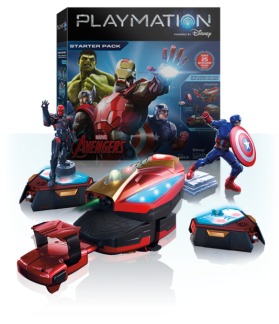 playmation - avengers