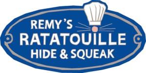 Remys Ratatouille Hide & Squeak