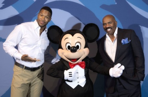 disney dreamers and doers academy steve harvey michael strahan