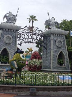 Throwback Thursday - Monsters University - Jill