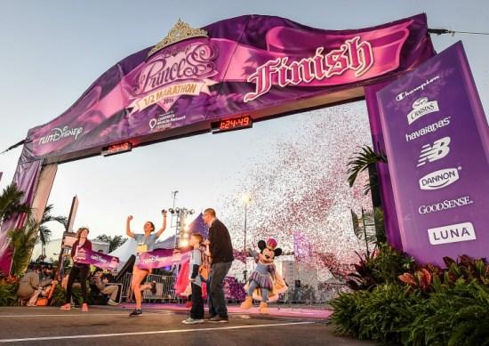 2016 Disney Princess Half-Marathon Winner