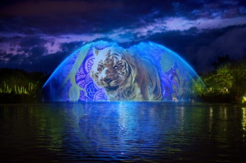 jungle book alive with magic show