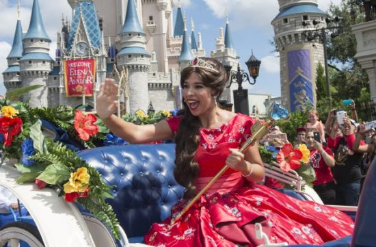 elena of avalor magic kingdom