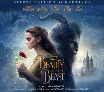 Beauty & the Beast Soundtrack Art
