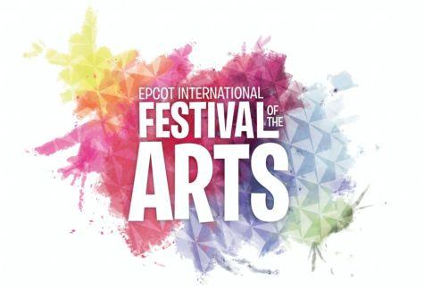 epcot international festival of the arts logo
