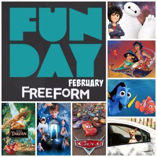 Freeform Funday February 2017