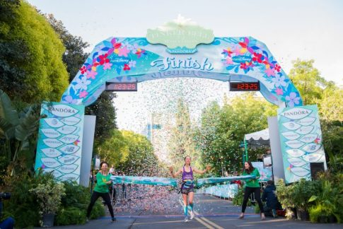 2017 runDisney Tink Half winner