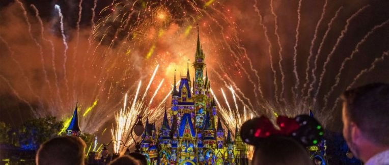 Happily Ever After WDW
