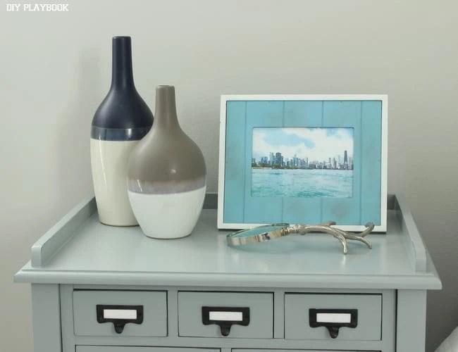 Watercolor Framed