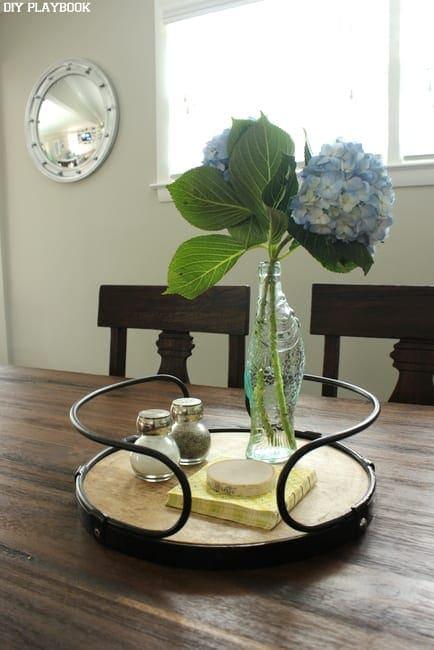 dining room tray