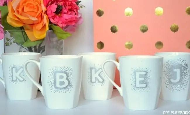 Monogrammed-Silver-Mugs