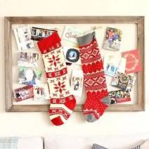 christmas stocking winter