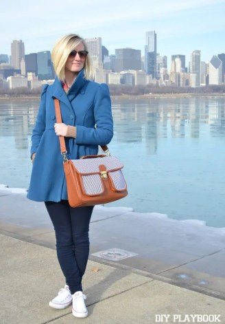 Bridget camera bag chicago
