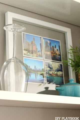 instagram frame kitchen