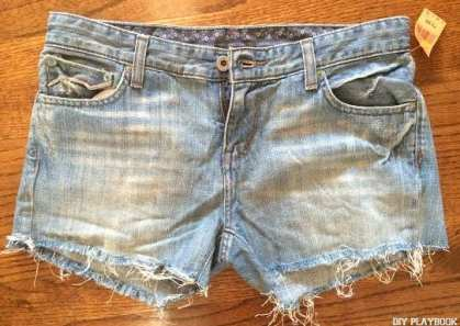 goodwill jean shorts