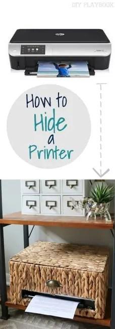 Hide Printer Tutorial
