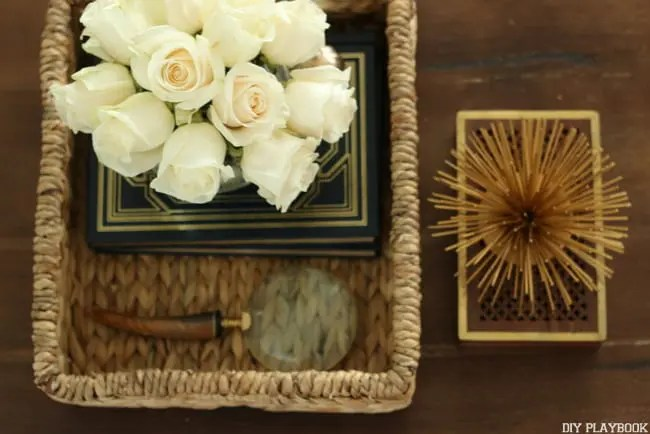 Fall Home Tour Coffee Table