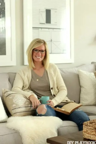 Bridget Fall Home Tour