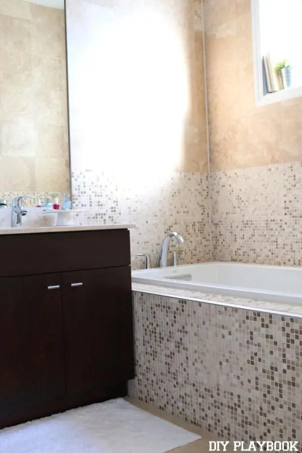 Bathroom Bathrub Vanity