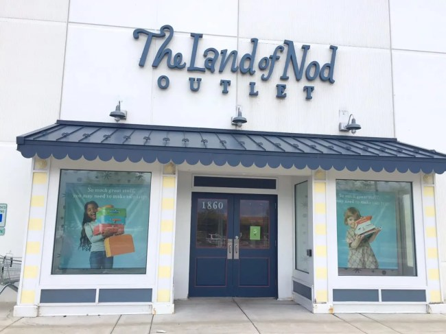 land of nod outlet