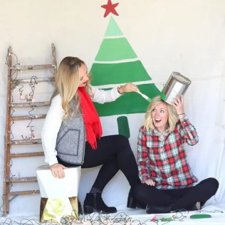 Bridget Casey Christmas Card