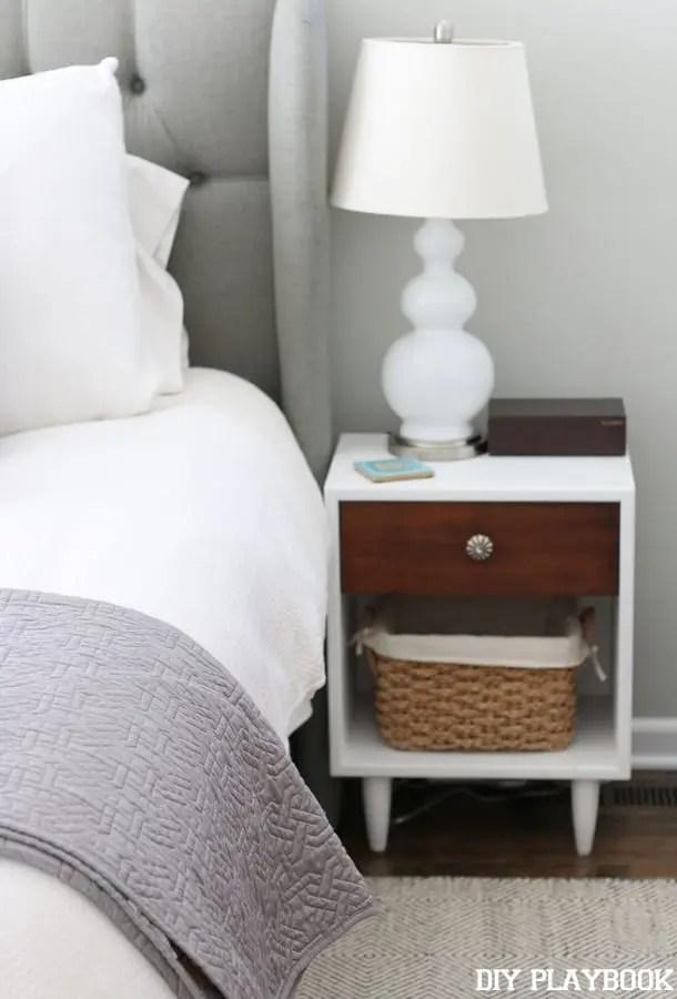 Nightstand Bedroom Rug