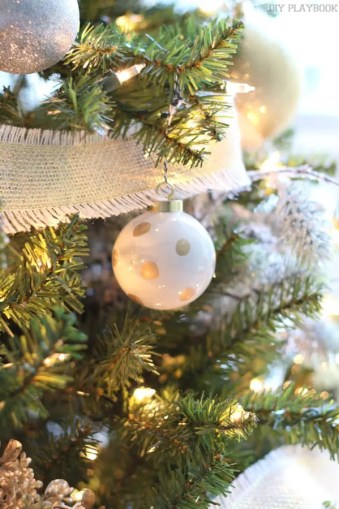 Christmas Dream Tree Ornament